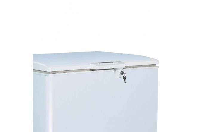 Congelador Horizontal CHALLENGER 230Lt CH332 Blanco 2