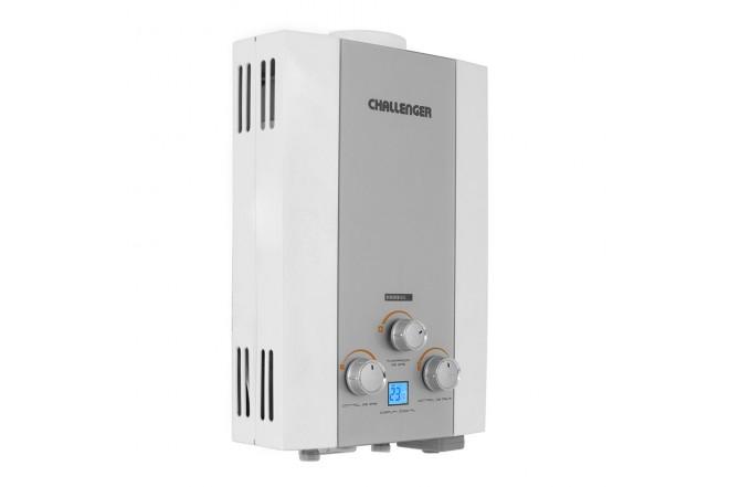 Calentador de Paso CHALLENGER 6LT WHG7060 GN TN Gris2