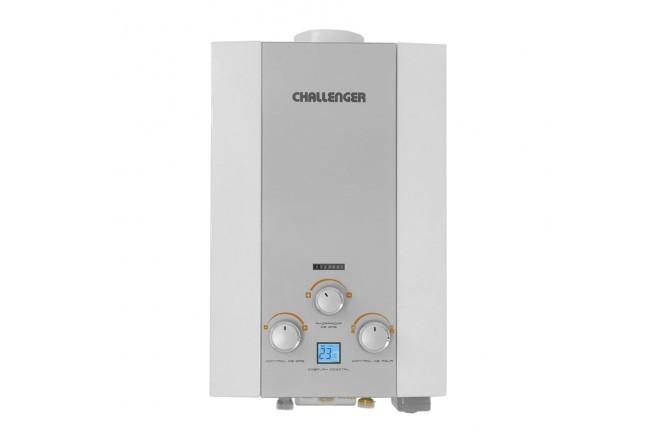 Calentador de Paso CHALLENGER 6LT WHG7060 GN TN Gris1