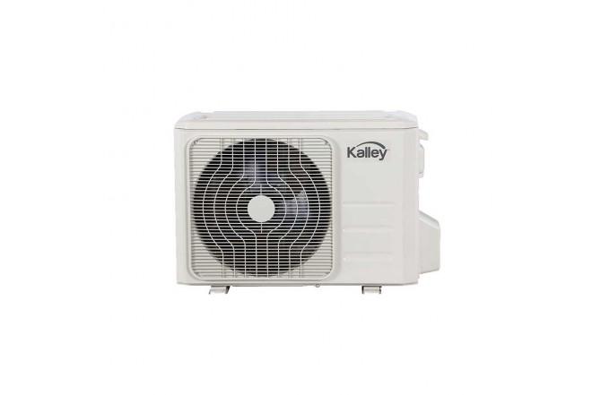 Aire Acondicionado KALLEY Convencional 9000BTU 110V Blanco4