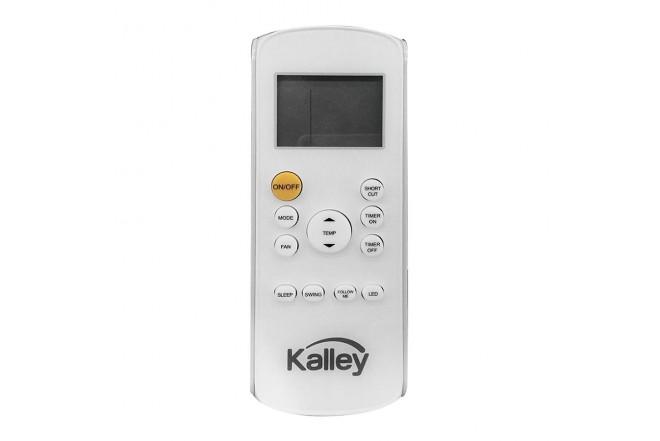 Aire Acondicionado KALLEY Convencional 12000BTU 220V Blanco6