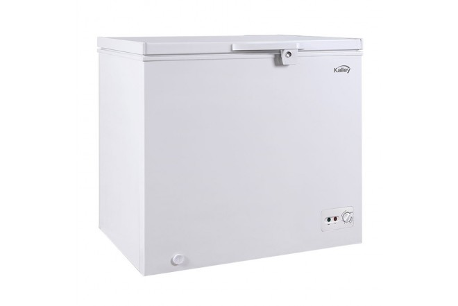 Congelador Horizontal KALLEY 295Lt K-CH295L02 Blanco1