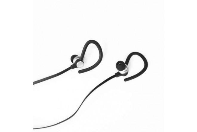 Audifiono KALLEY Inalambrico OnEar Bluetooth Deportivos Negros