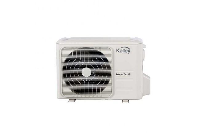 Aire Acondicionado KALLEY Inverter 9000BTU K-AC9INV2F 220V Blanco3