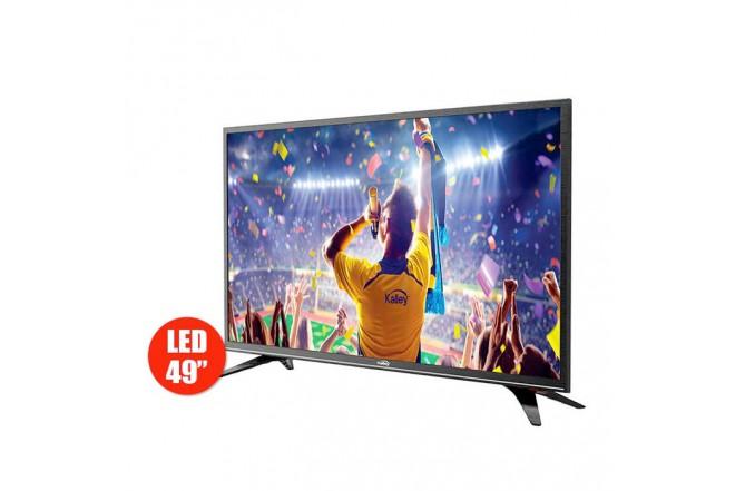 """TV 49"""" 124cm KALLEY LED49FHDSPIn Internet"""