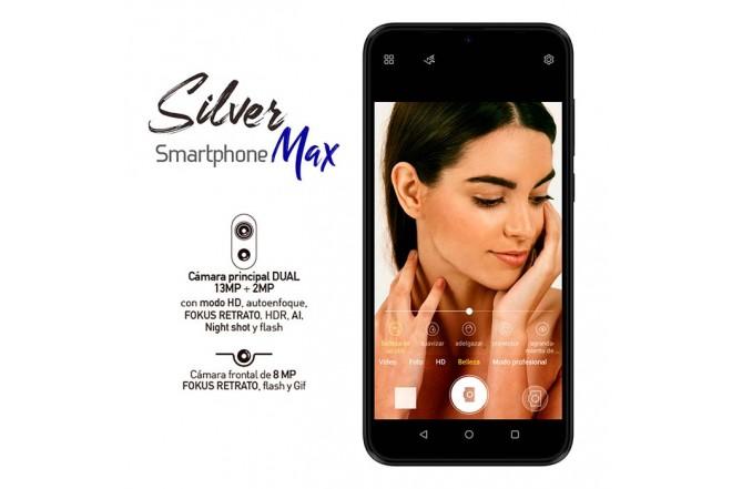 Celular KALLEY Silver MAX DS 4G Negro4