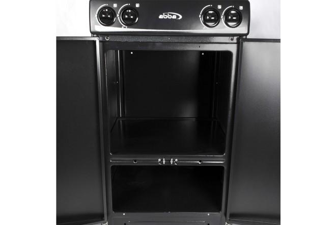 Estufa de Piso ABBA AB 100-6 GV51SE Color Negro4