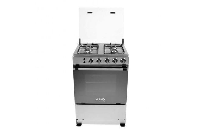 Estufa de Piso ABBA 305-4 HV 60Cm EEGP IVF Acero5