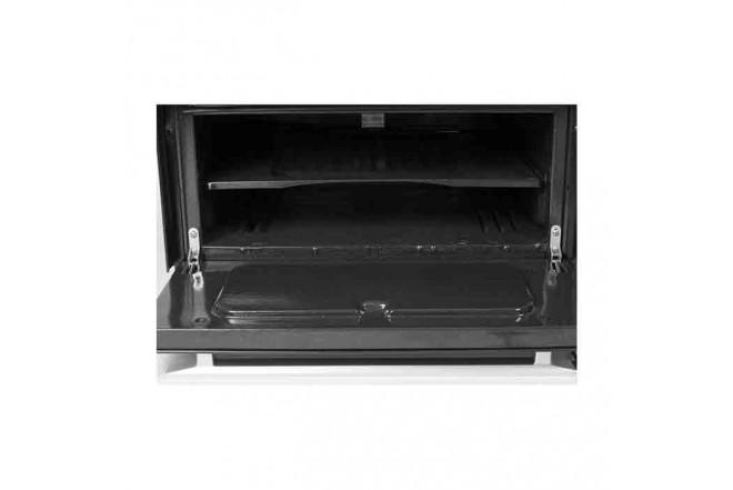 Estufa de Piso ABBA 202-4 HV60Cm EAGP NVJ Negro1310