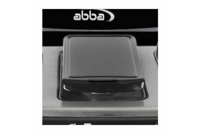 Estufa de Piso ABBA RG802-4 VH76EEGP NIJ Negro7
