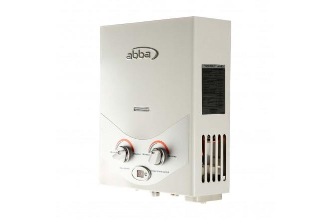 Calentador de Paso ABBA AID-5 Tiro Natural 5Lt GN Blanco2
