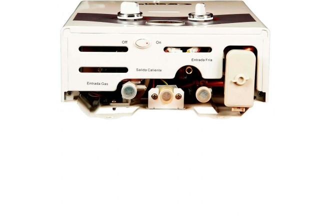 Calentador de Paso ABBA AID-5 Tiro Natural 5Lt GN Blanco3