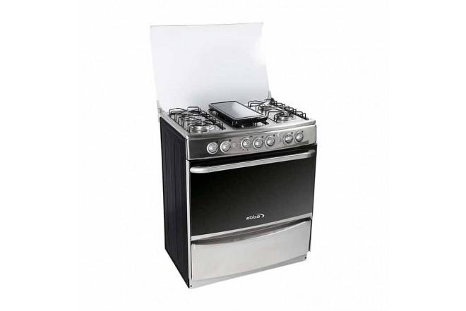 Estufa de Piso ABBA 30 RG 802-4 PL Inox2