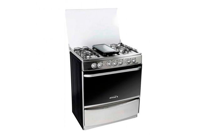 Estufa de Piso ABBA 30 RG 802-4 PL Inox4