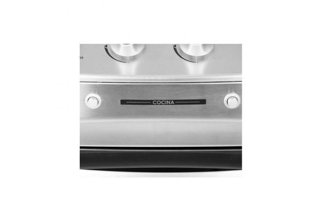 Estufa de Piso ABBA 305-6 HV 60Cm EEGN IVG Acero8