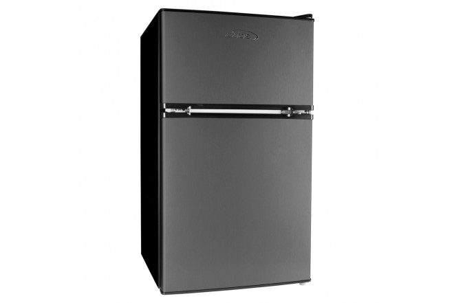 Minibar Dúplex ABBA NVARS113S | 2 Puerta | Frost | 87 Litros | Silver2