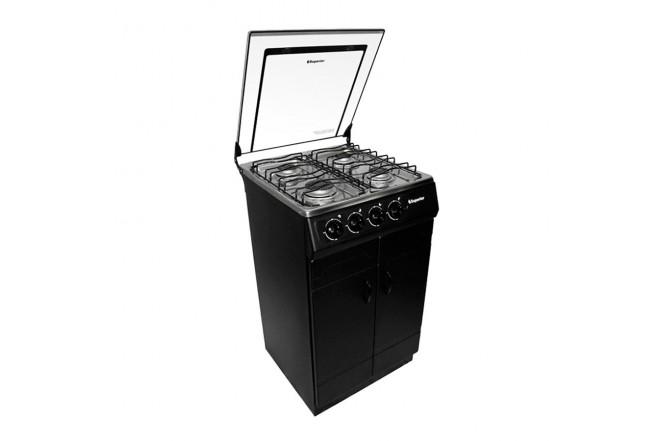 Estufa de Piso SUPERIOR  7016 GT20CmSEGN Negro1