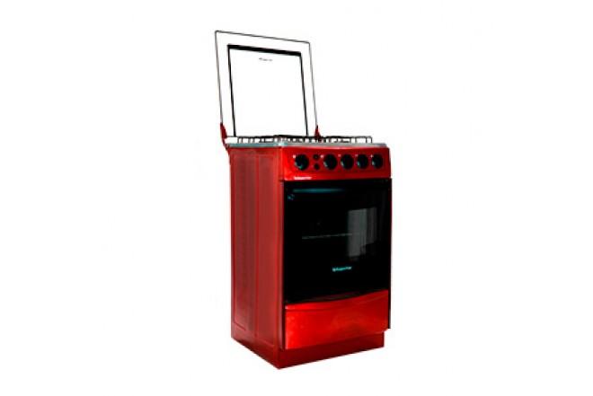 Estufa de Piso SUPERIOR Aluminium VH50EE GN Rojo13