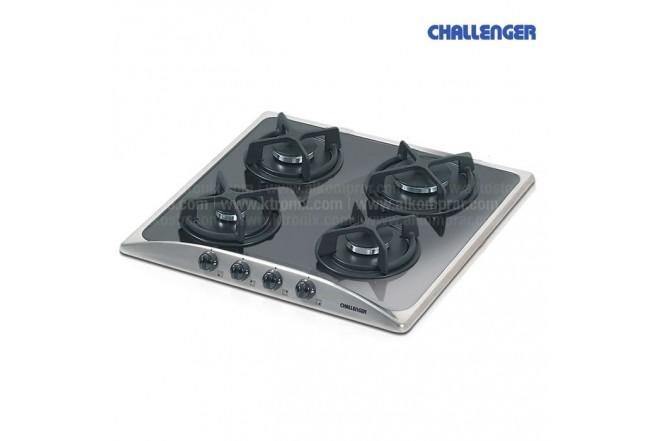 Cubierta CHALLENGER 58 SCI6040 4 Puestos Gas Natural Negra