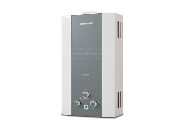 Calentador de Paso CHALLENGER 6Lts Tiro Natural WH7060G GN1
