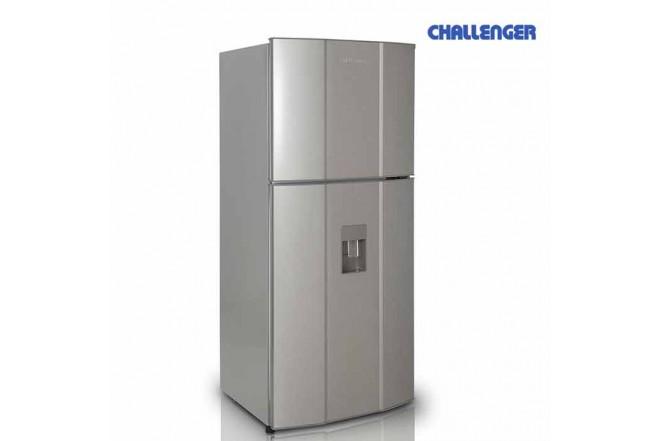 Nevera CHALLENGER 370Lts CR423 Gris