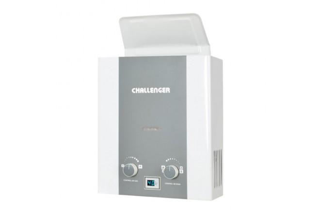 Calentador de Paso CHALLENGER 5.5Lt WH7054 GNTN Blanco1