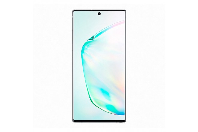 Celular SAMSUNG Galaxy Note 10+ DS 256 GB Plateado1