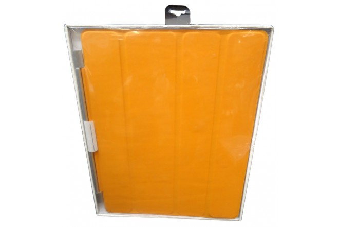 Smart Cover para New iPad Naranja