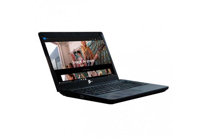 """Portátil PC Smart - 2950 - Intel Celeron - 14"""" Pulgadas - Disco Duro 1Tb - Negro + Reloj"""