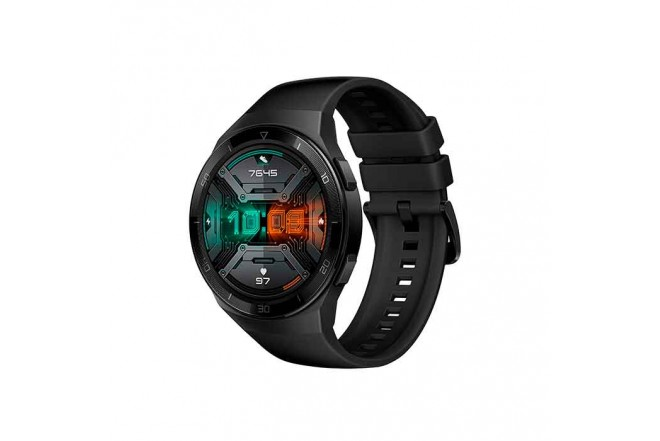 Reloj HUAWEI GT2e 46MM Negro + Audífono Freelace 4