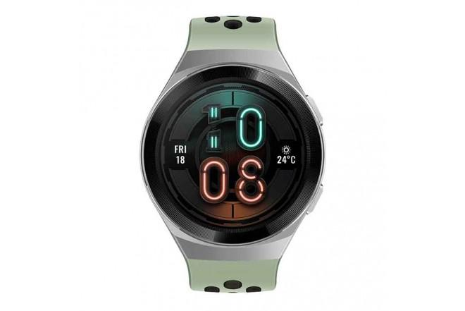 Reloj HUAWEI GT2e 46MM Verde + Audífono Freelace 4