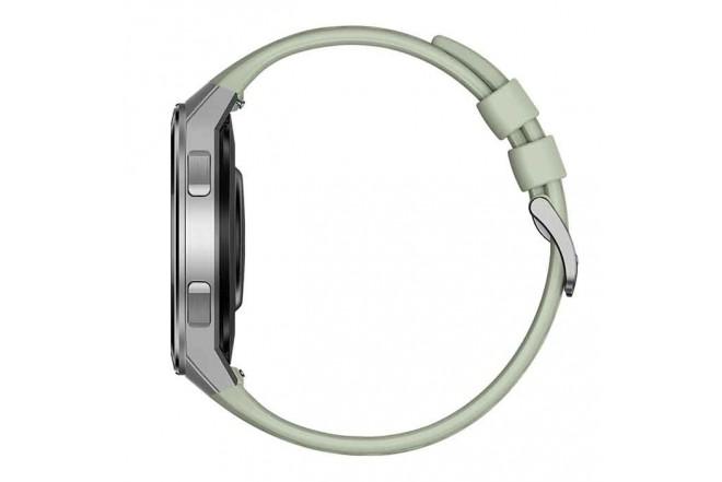 Reloj HUAWEI GT2e 46MM Verde + Audífono Freelace 2