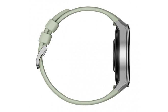 Reloj HUAWEI GT2e 46MM Verde + Audífono Freelace 6