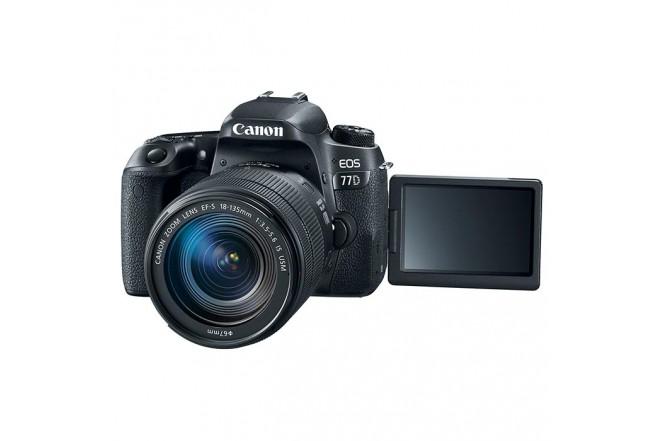 Cámara Profesional Canon EOS 77 D-1