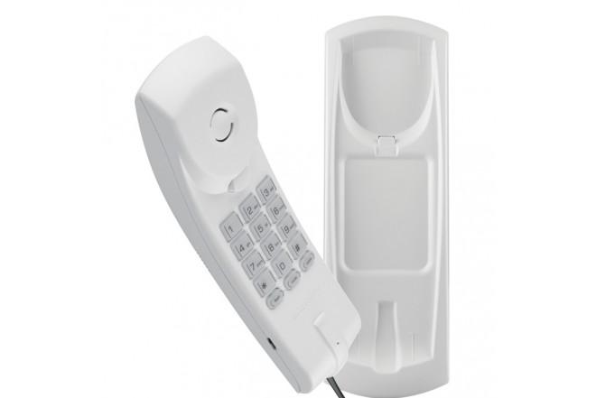 Teléfono Alámbrico INTELBRAS TC20 Gris Artico