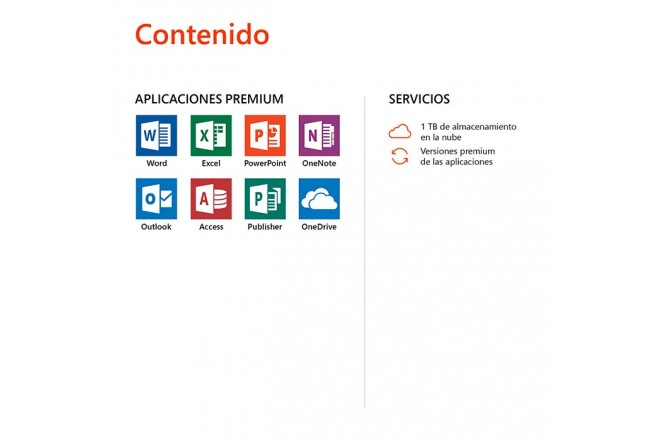 Pin Virtual OFFICE 365 Hogar (6 Usuarios Online)2