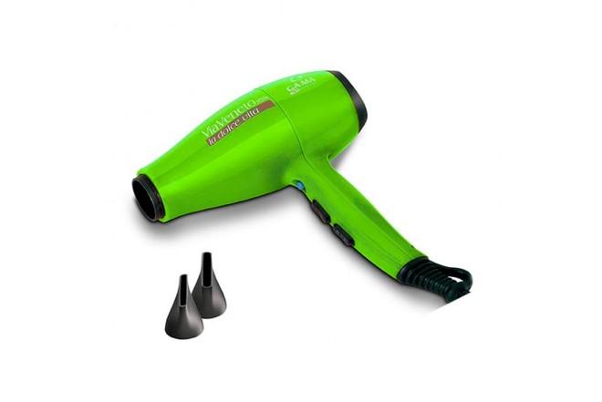 Secador de Cabello GAMA Viaveneto Verde1