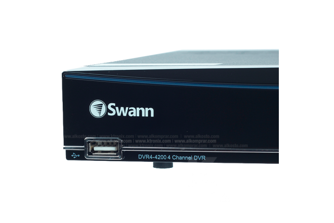 Kit Cámara Seguridad SWANN 4 Channel/4 cámaras 500GB
