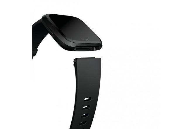 correa clásica para fitbit, correa para fitbit versa, correa talla s para smartwatch