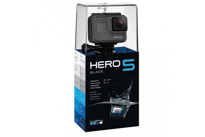 Cámara Acción GoPro HERO 5 Black