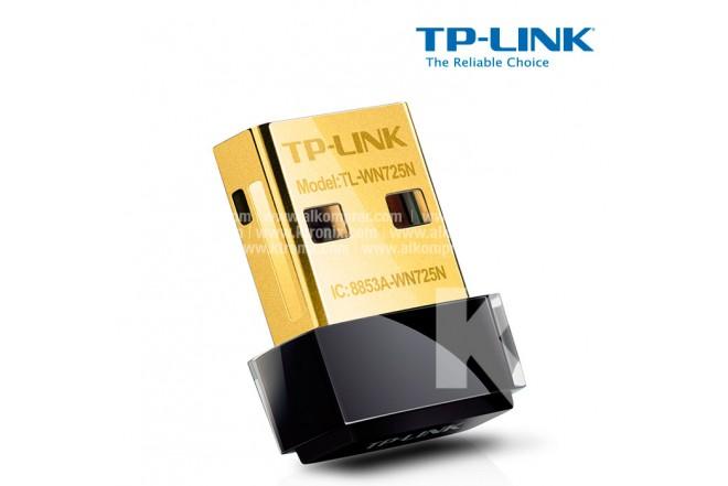 Adaptador USB TP-Link 150Mbps