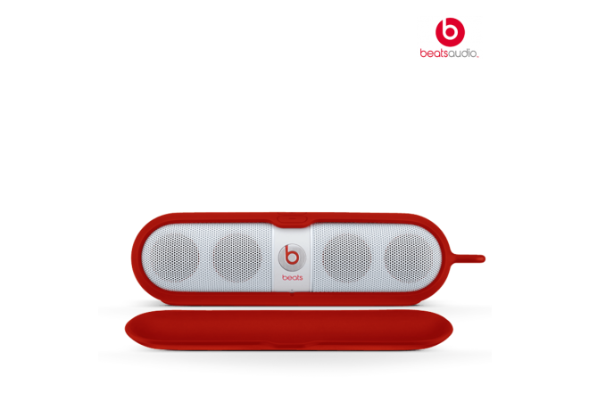 Cover BEATS Pill Sleeve - Red