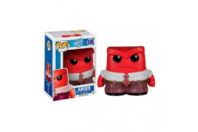 FUNKO POP! Inside Out Anger