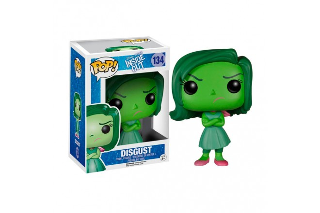 FUNKO POP! Inside Out Disgus