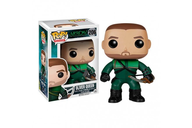 FUNKO POP! Tv Arrow Oliver Queen