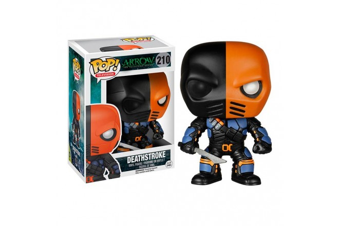 FUNKO POP! Tv Arrow Deathstroke