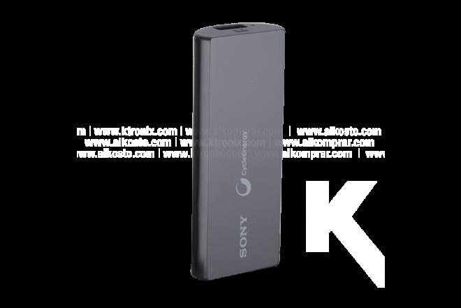 Cargador USB SONY 3.000 mAh Negro