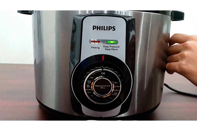 Olla Presión Eléctrica PHILIPS HD2103