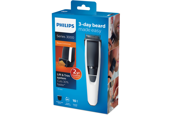 Corta Barba Philips Bt3206 5