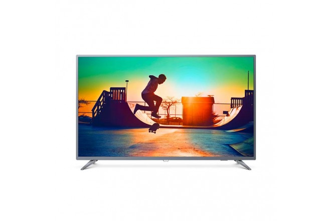 "TV PHILLIPS 50"" pulgadas 126 centimetros Smart TV 4K UHD"